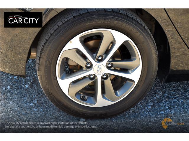 2016 Hyundai Elantra GT GLS (Stk: 2518) in Ottawa - Image 5 of 20