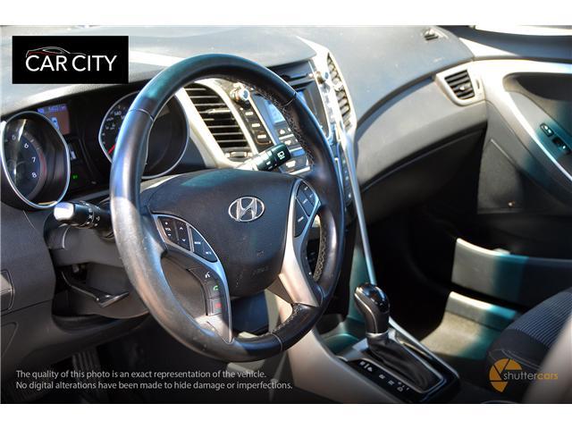 2016 Hyundai Elantra GT GLS (Stk: 2518) in Ottawa - Image 9 of 20