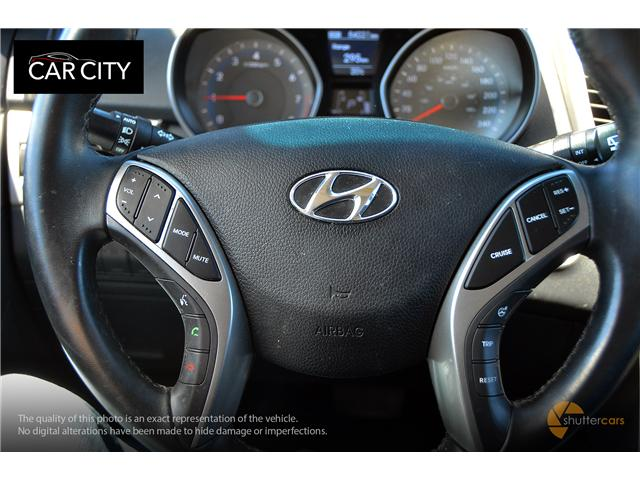 2016 Hyundai Elantra GT GLS (Stk: 2518) in Ottawa - Image 11 of 20
