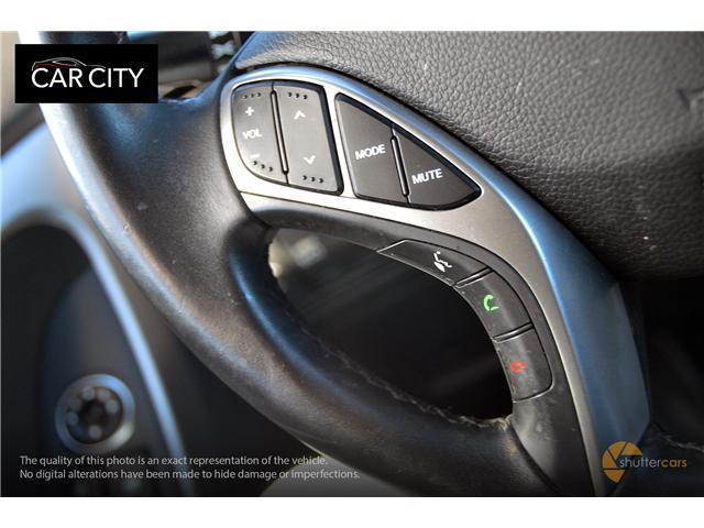 2016 Hyundai Elantra GT GLS (Stk: 2518) in Ottawa - Image 18 of 20