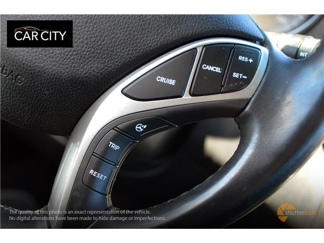 2016 Hyundai Elantra GT GLS (Stk: 2518) in Ottawa - Image 19 of 20