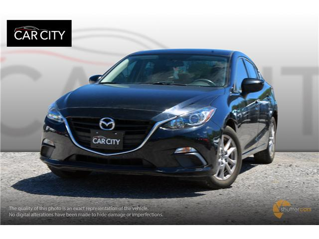 2014 Mazda Mazda3 GS-SKY (Stk: ) in Ottawa - Image 1 of 20