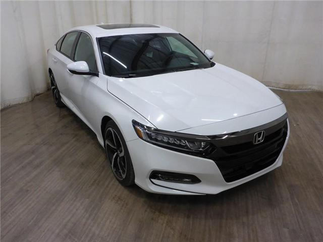 2018 Honda Accord Sport (Stk: 1844073) in Calgary - Image 1 of 30