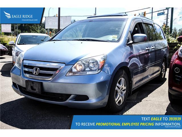 2007 Honda Odyssey EX-L (Stk: 074639) in Coquitlam - Image 1 of 6