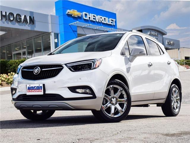2018 Buick Encore Premium (Stk: 8508201) in Scarborough - Image 1 of 27