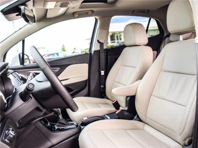 2018 Buick Encore Premium (Stk: 8508201) in Scarborough - Image 12 of 27