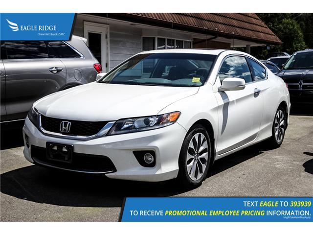 2013 Honda Accord EX (Stk: 138661) in Coquitlam - Image 1 of 6