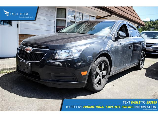 2014 Chevrolet Cruze 2LT (Stk: 145403) in Coquitlam - Image 1 of 6