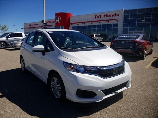 2019 Honda Fit LX (Stk: 2190031) in Calgary - Image 1 of 9