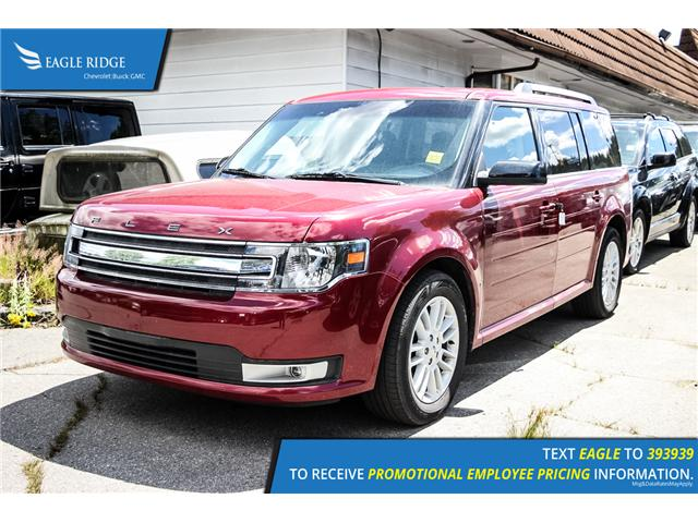 2014 Ford Flex SEL (Stk: 148240) in Coquitlam - Image 1 of 6