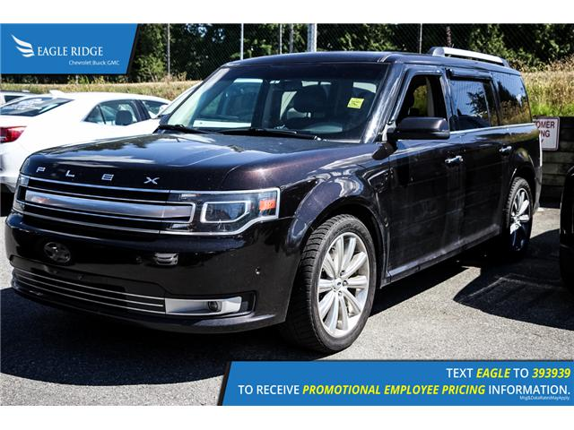 2014 Ford Flex Limited (Stk: 148977) in Coquitlam - Image 1 of 6