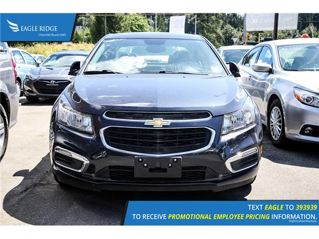2015 Chevrolet Cruze 1LT (Stk: 154609) in Coquitlam - Image 2 of 6