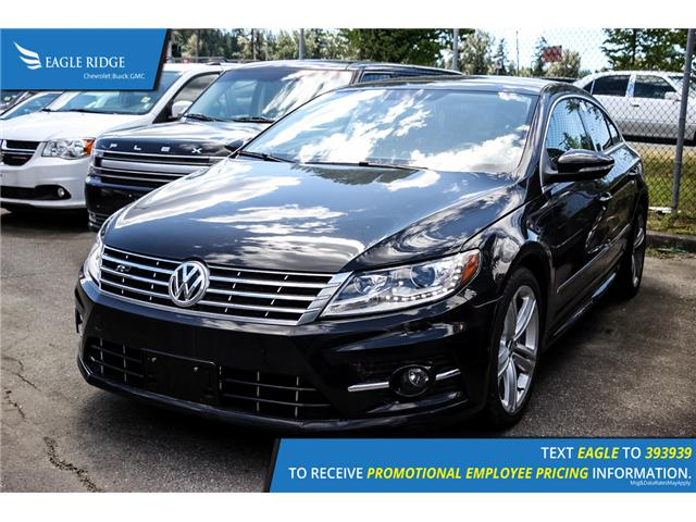 2015 Volkswagen CC Highline (Stk: 158891) in Coquitlam - Image 1 of 6