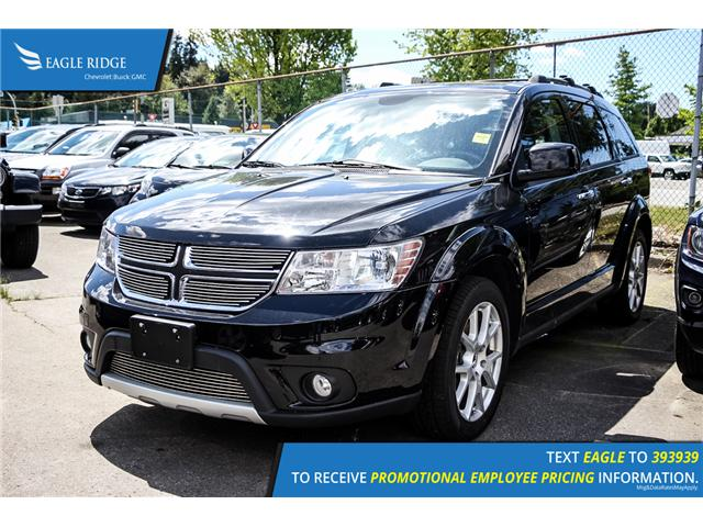 2016 Dodge Journey R/T (Stk: 168260) in Coquitlam - Image 1 of 6