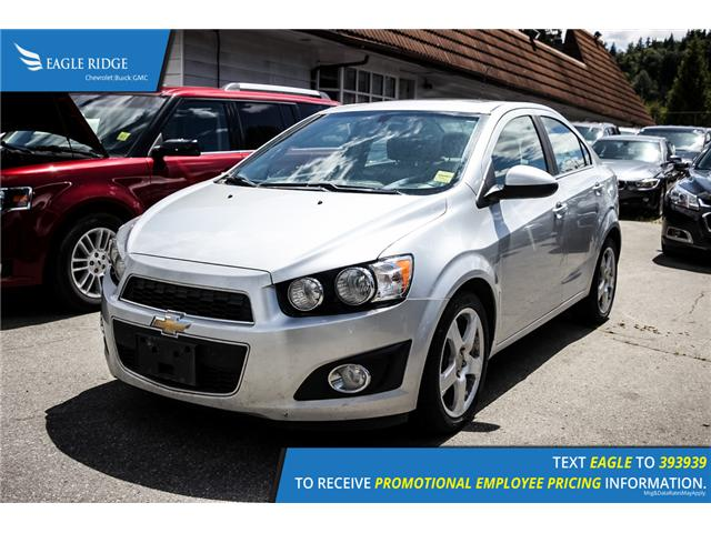 2016 Chevrolet Sonic LT Auto (Stk: 168420) in Coquitlam - Image 1 of 7