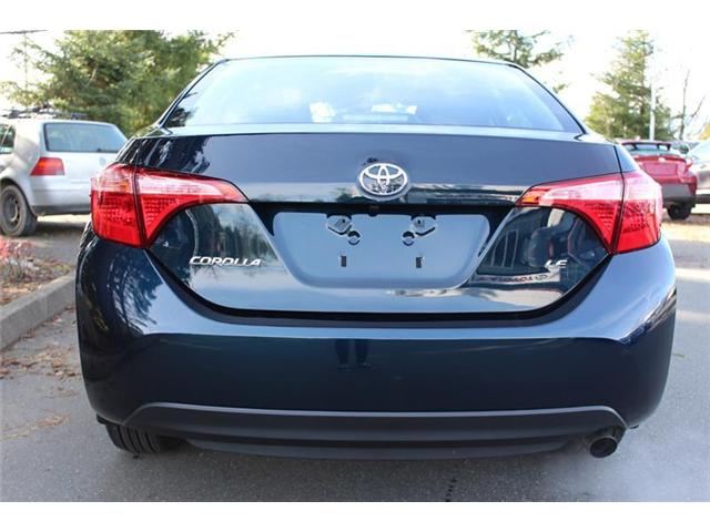 2018 Toyota Corolla LE (Stk: 11460) in Courtenay - Image 4 of 26