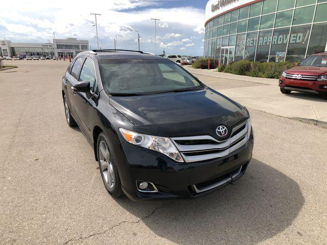 2014 Toyota Venza Base V6 (Stk: 2800285A) in Calgary - Image 1 of 11