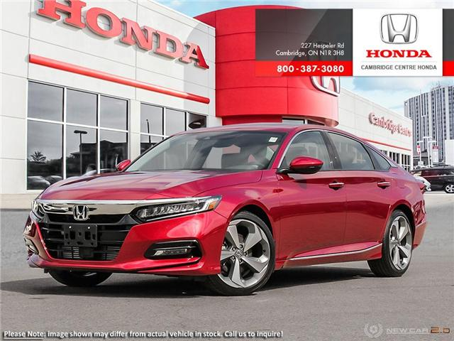 2018 Honda Accord Touring (Stk: 18495) in Cambridge - Image 1 of 24