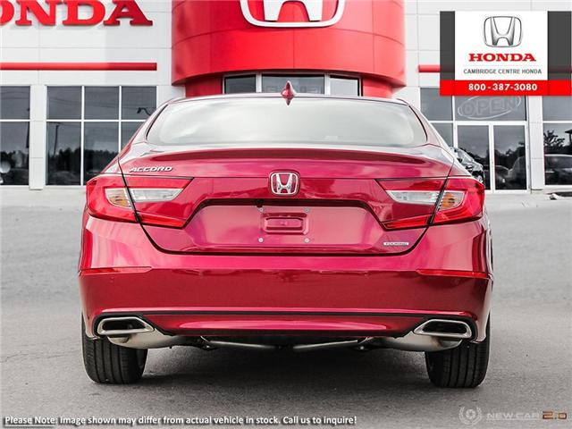 2018 Honda Accord Touring (Stk: 18495) in Cambridge - Image 5 of 24