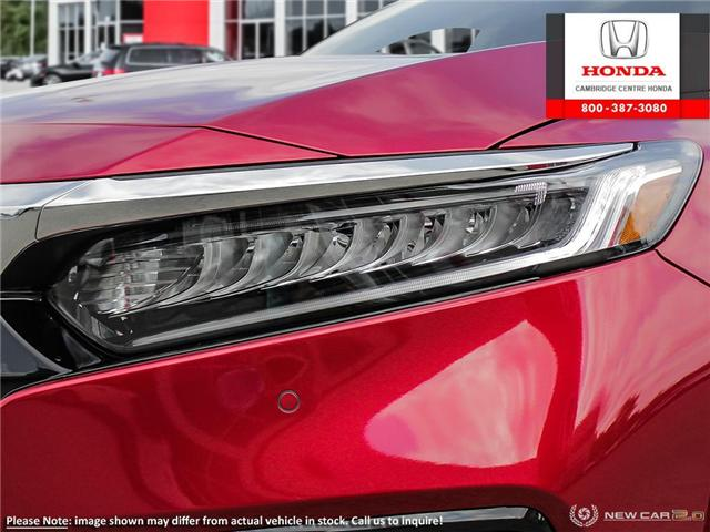 2018 Honda Accord Touring (Stk: 18495) in Cambridge - Image 10 of 24