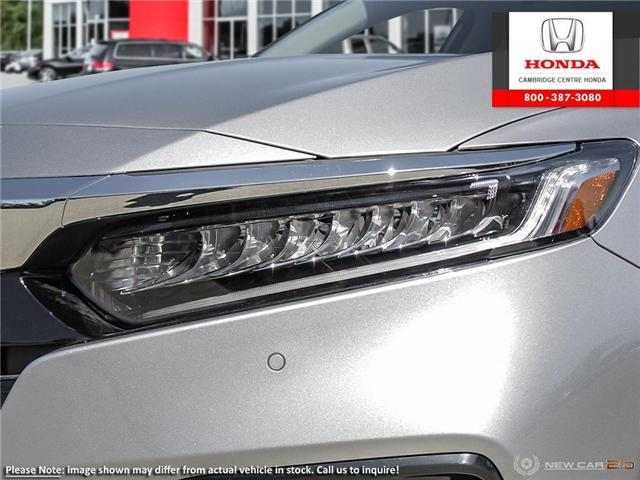 2018 Honda Accord Touring 2.0T (Stk: 18224) in Cambridge - Image 10 of 24