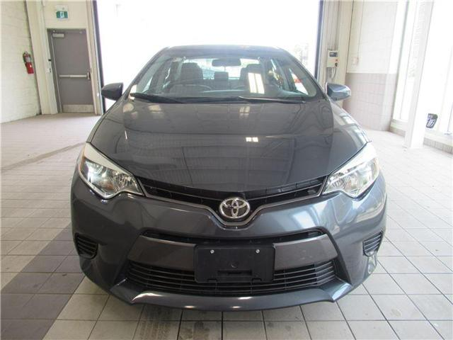 2015 Toyota Corolla LE (Stk: 15344AB) in Toronto - Image 2 of 13