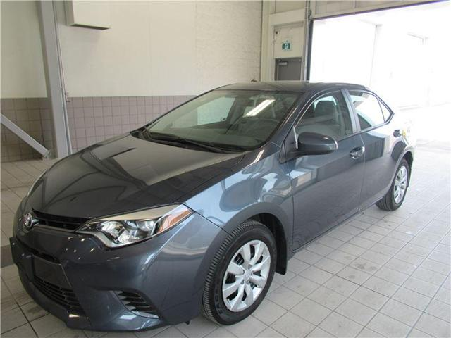 2015 Toyota Corolla LE (Stk: 15344AB) in Toronto - Image 3 of 13