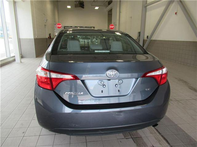 2015 Toyota Corolla LE (Stk: 15344AB) in Toronto - Image 4 of 13