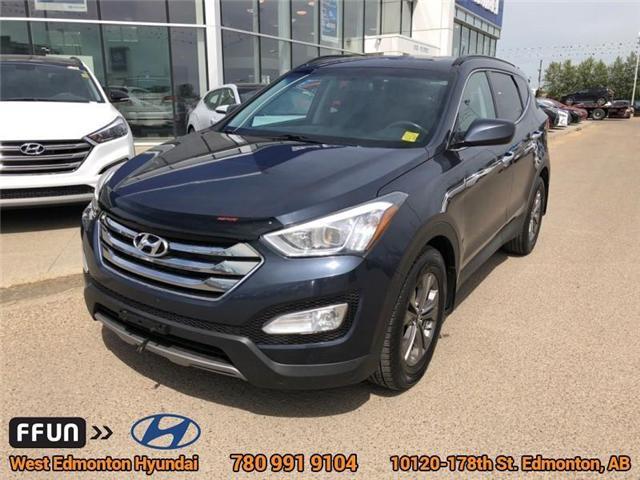 2013 Hyundai Santa Fe Sport  (Stk: 88470A) in Edmonton - Image 2 of 22