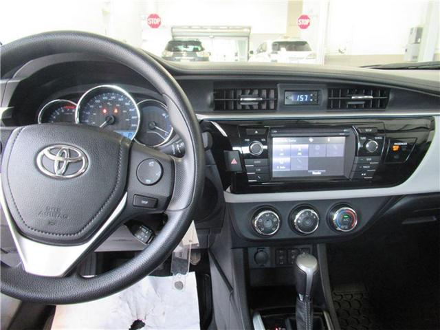 2015 Toyota Corolla LE (Stk: 15344AB) in Toronto - Image 9 of 13