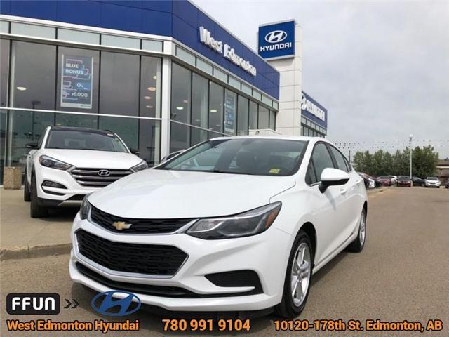 2017 Chevrolet Cruze LT Auto (Stk: 87450A) in Edmonton - Image 1 of 23