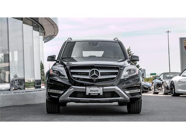 2015 Mercedes-Benz GLK250 BlueTEC 4MATIC (Stk: U7205) in Vaughan - Image 2 of 22