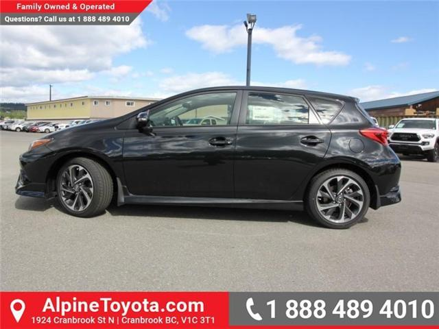 2018 Toyota Corolla iM Base (Stk: J573279) in Cranbrook - Image 2 of 17
