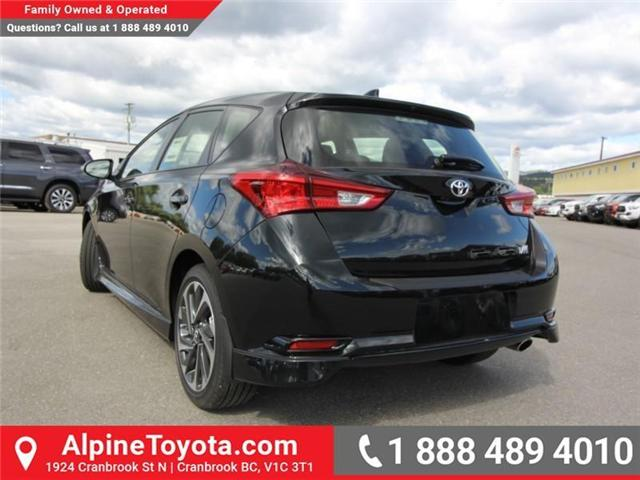 2018 Toyota Corolla iM Base (Stk: J573279) in Cranbrook - Image 3 of 17