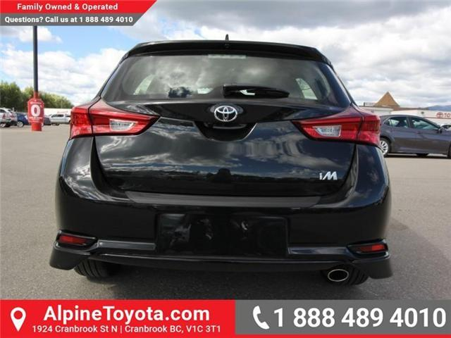 2018 Toyota Corolla iM Base (Stk: J573279) in Cranbrook - Image 4 of 17