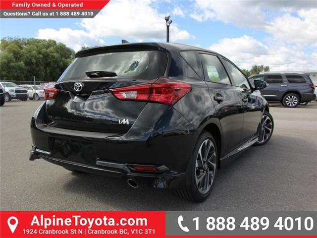 2018 Toyota Corolla iM Base (Stk: J573279) in Cranbrook - Image 5 of 17