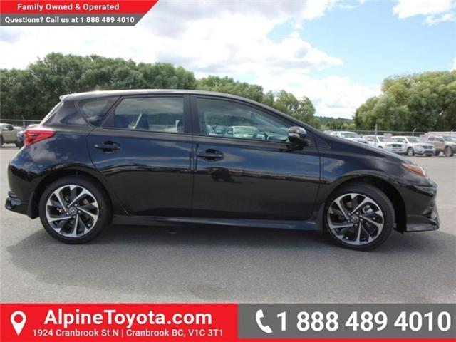 2018 Toyota Corolla iM Base (Stk: J573279) in Cranbrook - Image 6 of 17