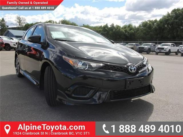 2018 Toyota Corolla iM Base (Stk: J573279) in Cranbrook - Image 7 of 17