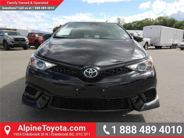 2018 Toyota Corolla iM Base (Stk: J573279) in Cranbrook - Image 8 of 17