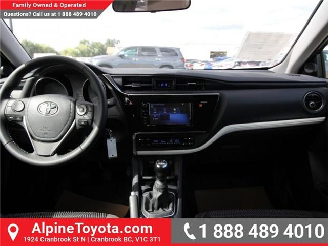 2018 Toyota Corolla iM Base (Stk: J573279) in Cranbrook - Image 10 of 17
