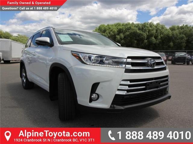 2018 Toyota Highlander LE (Stk: S865009) in Cranbrook - Image 6 of 18