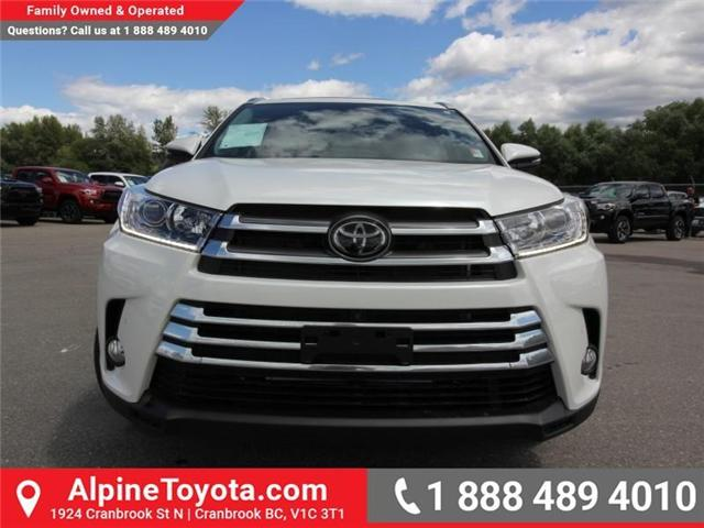 2018 Toyota Highlander LE (Stk: S865009) in Cranbrook - Image 7 of 18