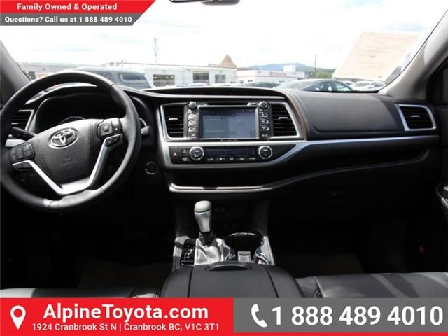 2018 Toyota Highlander LE (Stk: S865009) in Cranbrook - Image 9 of 18