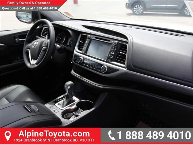 2018 Toyota Highlander LE (Stk: S865009) in Cranbrook - Image 10 of 18