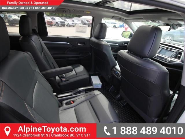 2018 Toyota Highlander LE (Stk: S865009) in Cranbrook - Image 11 of 18