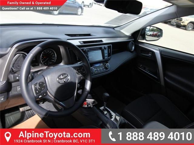 2018 Toyota RAV4 Hybrid LE+ (Stk: D219796) in Cranbrook - Image 8 of 17