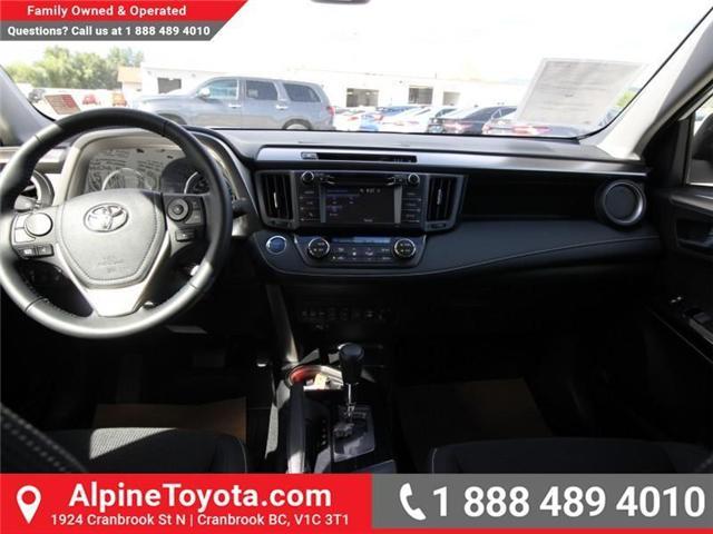 2018 Toyota RAV4 Hybrid LE+ (Stk: D219796) in Cranbrook - Image 9 of 17