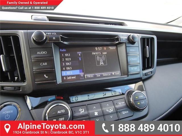 2018 Toyota RAV4 Hybrid LE+ (Stk: D219796) in Cranbrook - Image 12 of 17