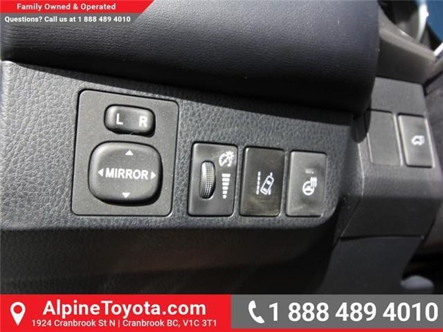2018 Toyota RAV4 Hybrid LE+ (Stk: D219796) in Cranbrook - Image 14 of 17