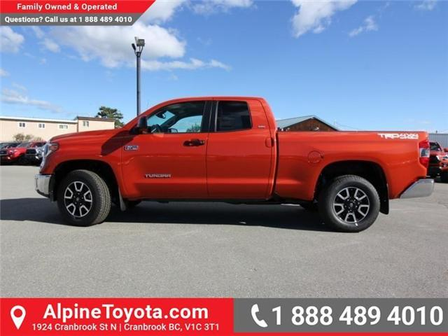 2018 Toyota Tundra  (Stk: X751304) in Cranbrook - Image 2 of 17